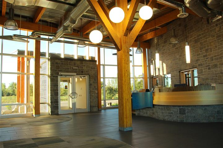 Mississippi Valley Conservation Authority interior