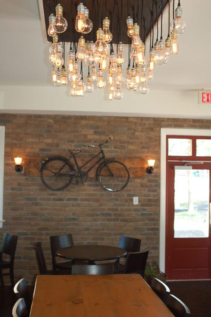 Alice's Village Cafe in Carp, Ontario