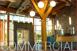 Commercial electrical contracting from Midland Electric