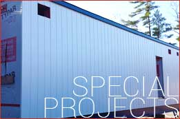 Electrical contracting services for special projects